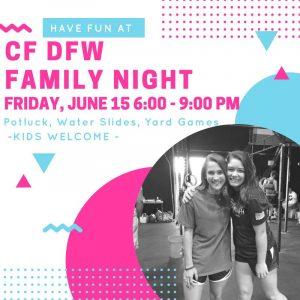 Family Fun Night | CrossFit DFW