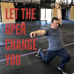 Let the open change you | CrossFit DFW