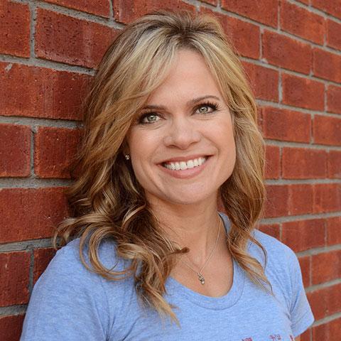 Trainer Kristen Anderson