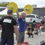 Trainer Lance Giles