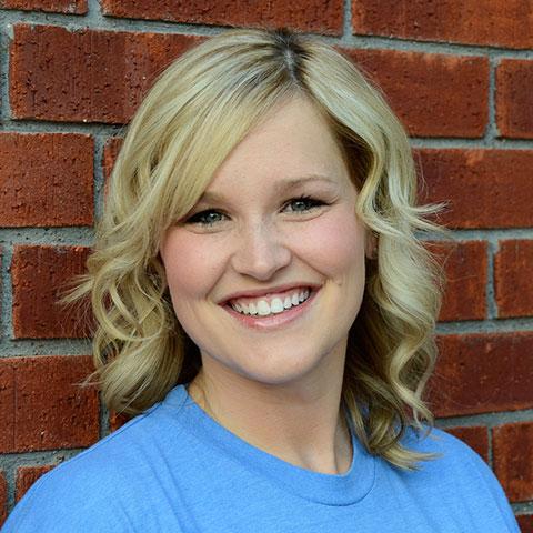 Trainer Megan Rountree