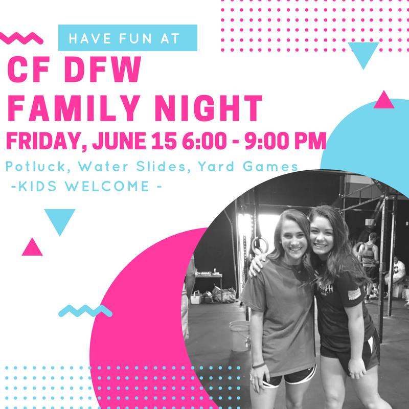 Family Fun Night | CrossFit DFW