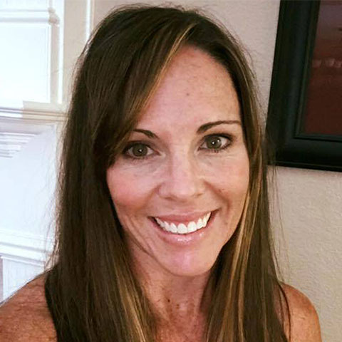 Trainer Bonnie Billingsley