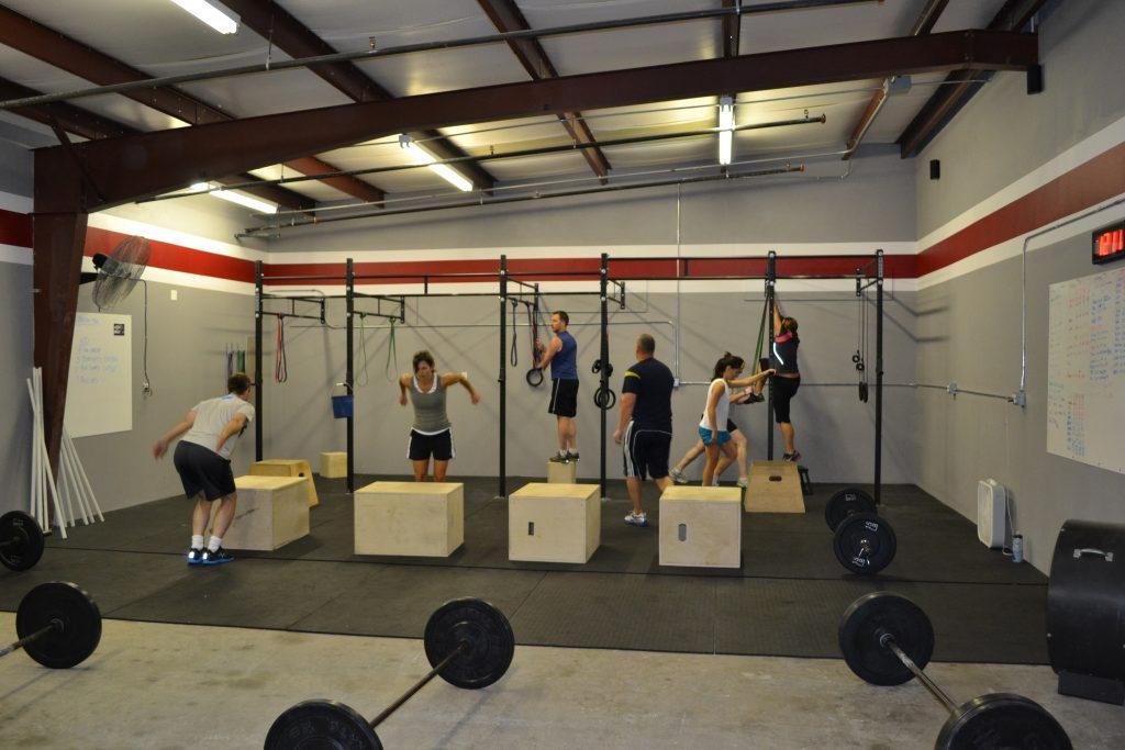 Box Jumps | CrossFit DFW