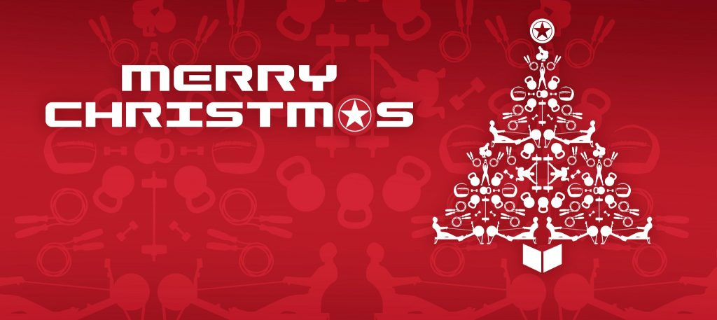 Merry Christmas from CrossFit DFW