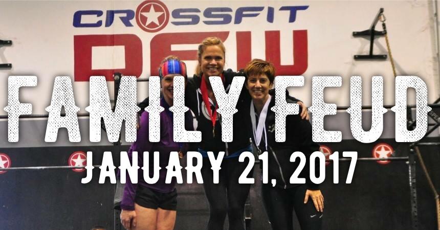 Family Feud | CrossFit DFW