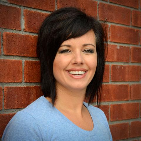 Trainer Maggie Shaffer