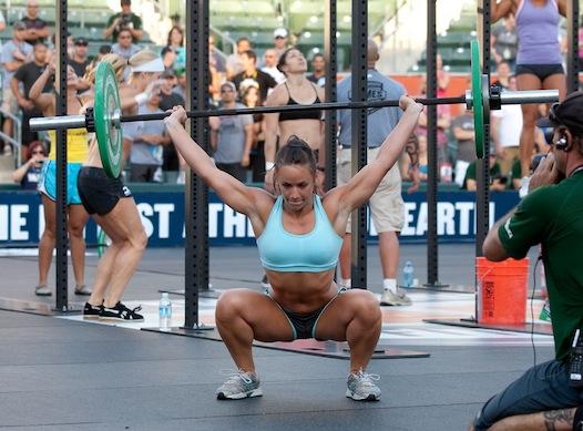 Overhead Squat | CrossFit DFW